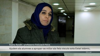 Professors de Mossul són instruïts per motivar alumnes esgotats per Estat Islàmic