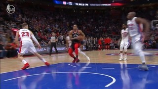 Top3 NBA: L'imparable DeMar DeRozan