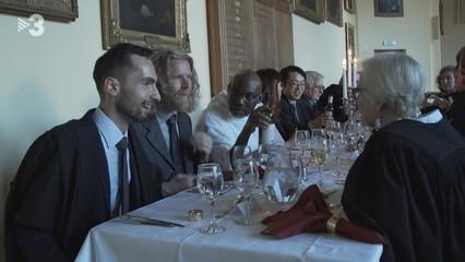 Assistim a un sopar del College d'Oxford (material inèdit)