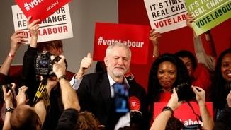"""La traductora"": Jeremy Corbyn, líder del Partit Laborista"