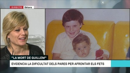"""La mort de Guillem"": Afrontar l'assassinat d'un fill"