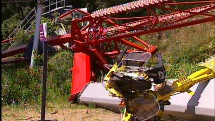 S'investiguen les causes de l'accident al parc d'atraccions del Tibidabo