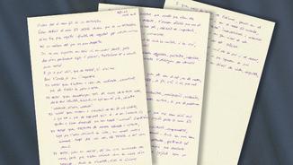 Carta de la mare de l'Adrià, el noi d'Esplugues dels CDR buscat per terrorisme