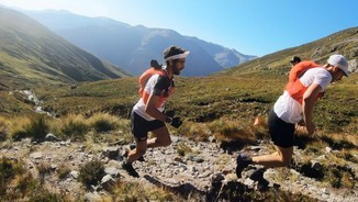 Golden Trail World Series Ring of Steall Skyrace