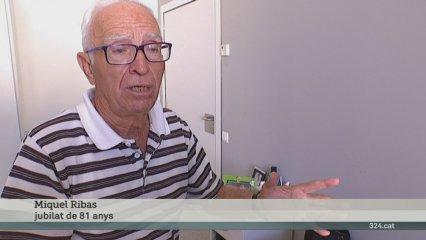 Un avi de Mataró intercanvia la plaça de la residència amb la d'una eslovena