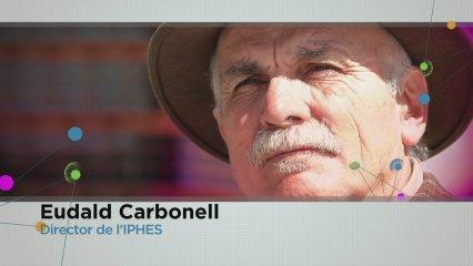 Eudald Carbonell, tecnologia i evolució humana