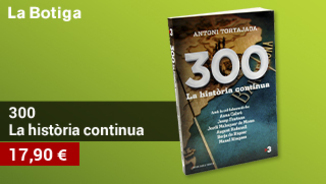 """Llibre """"300"""""""