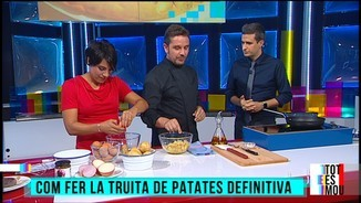 El secret de la truita de patates definitiva