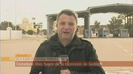 Gadaffi, cada cop més aïllat, podria convertir Trípoli en el seu únic camp de batalla