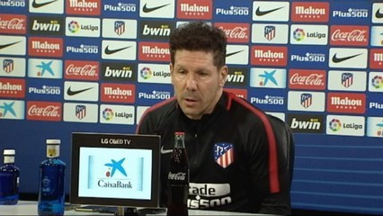 Simeone admet una possible sortida de Griezmann