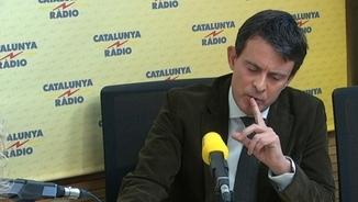 """Puyal: """"A la ràdio, Valls fa allò de 'pregunta el que vulguis, que jo contestaré el que vull dir"""""""