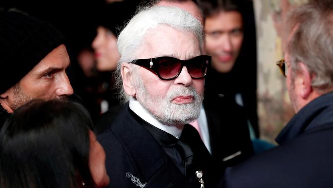 Mor Karl Lagerfeld, l'icònic dissenyador de Chanel
