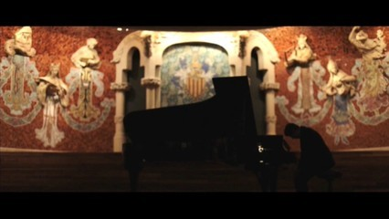 Javier Perianes. Palau de la Música. 26 de març