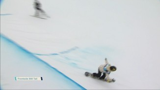 Burton US Open 2019 Women's halfpipe final