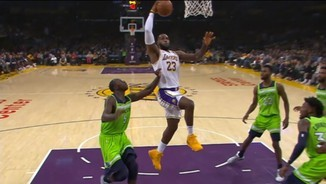 El top 3 de l'NBA: esmaixada de Lebron James