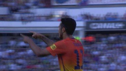 Saragossa, 0 - Barça, 3
