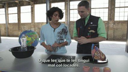 Vídeo divulgatiu de La Marató 2014: malalties del cor