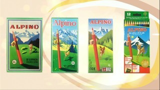 El secret darrere el llapis de la marca Alpino