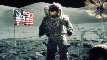 """""""Lunar"""": el curt que resumeix l'arribada a la Lluna"""