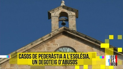 """Josep M. Tamarit: """"L'Església tendeix a veure els abusos com un pecat que pot ser redimit"""""""
