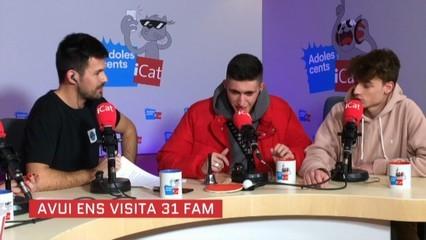 31 FAM: joves, urbans i en català