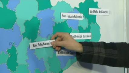 Sant Feliu de Llobregat: Paraules en ruta!