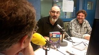 """""""Catalunya vespre"""". """"Els minuts que sonen"""", amb Josep Martin. Entrevista a Manu González"""