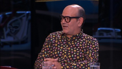 "L'humorista Jose Corbacho, a ""Preguntes freqüents"""
