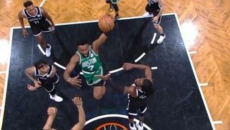Top3 NBA: la penetració impecable de Jaylen Brown