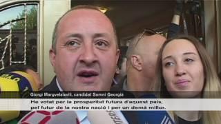 Georgia tria el successor de Saakashvili