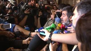 Cuixart i Sánchez tanquen files amb el govern