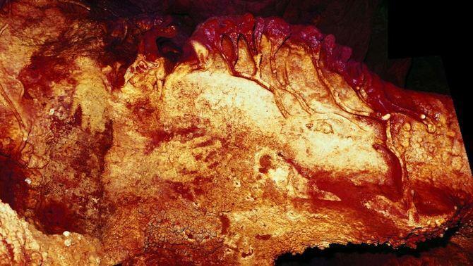 Els neandertals van ser els primers artistes europeus i no l'homo sapiens, com es creia
