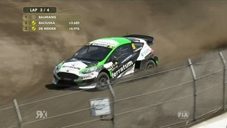 Rallycross Trois Rivieres