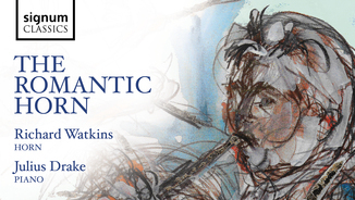 "Novetat: ""The romantic horn"", àlbum de Julius Drake i Richard Watkins"