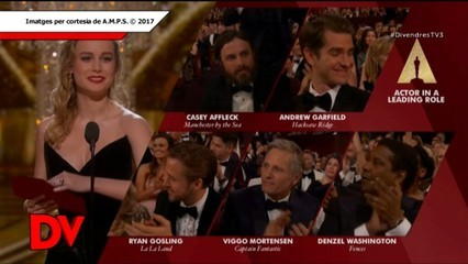L'errada històrica i els grans moments de la nit dels Oscars