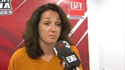 Els objectius de l'Uni Girona motiven Laia Palau
