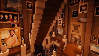 Un Minecraft de Harry Potter
