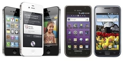Condemnen Samsung a pagar mil milions de dòlars a Apple per haver plagiat alguns dels seus productes