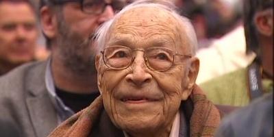 Moisès Broggi, cirurgià i humanista, mor als 104 anys