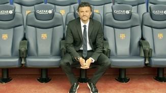 Luis Enrique volia escoltar l'himne del Barça