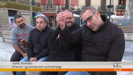 Els comerciants d'Horta s'inventen un curtmetratge per fomentar el comerç de proximitat