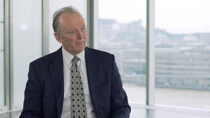 Entrevista a l'excomandament de Scotland Yard Sir Hugh Orde