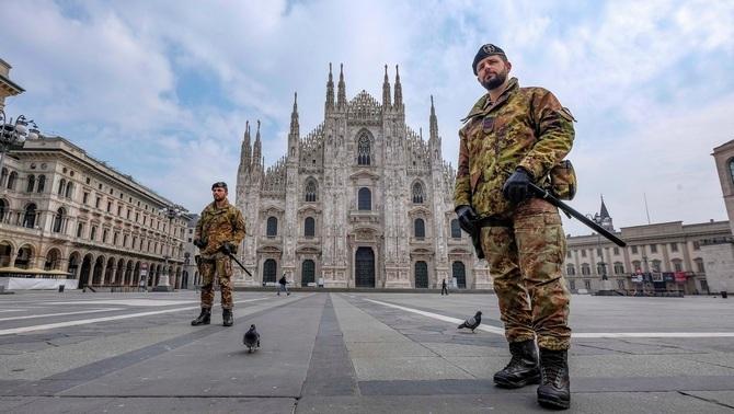Itàlia aplica el confinament total un mes després del primer cas de coronavirus