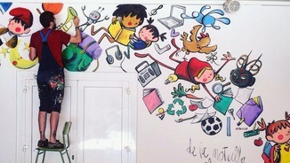 El diari de l'educació: artistes que pinten l'ànima de l'escola