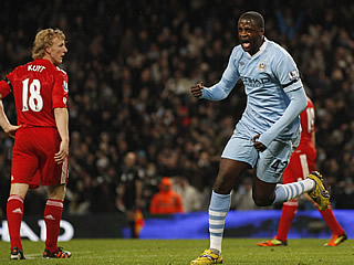 Yaya Touré (Foto: Reuters)