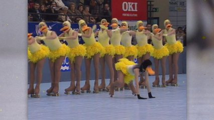 Olot, patins d'or