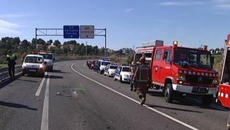 """Fèlix Alonso, alcalde d'Altafulla: """"La N-340 és la carretera amb més sinistralitat de tot Espanya"""""""