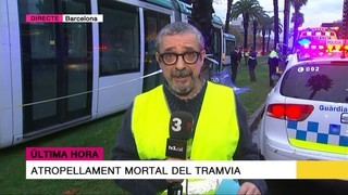 Titulars del 22/11/16: Atropellament mortal a la Diagonal