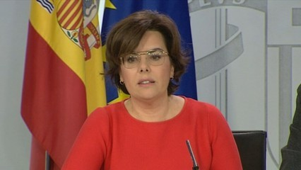 El govern espanyol diu que porta la investidura de Puigdemont al TC perquè no es cometi una il·legalitat