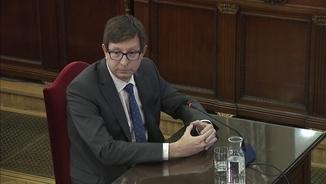 """Declaració íntegra de Carles Mundó: """"El referèndum no es va finançar amb diners públics"""""""